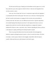 Nanjing Comparison Essay - Lilly Knopf.docx