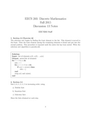 Discussion Notes 13_Solutions