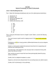 Word Building Exercise Unit 3 Worksheet.docx