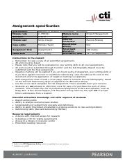 C_ITIP221 - Assignment Specification  (V1.0).pdf