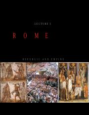 ANCIENT ROME CITY II - RecordingNEW.pptx