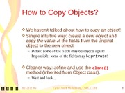 x_How to Copy Objects