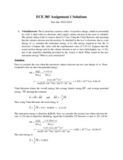Solutions-ECE385-Assignment1-Fall2014