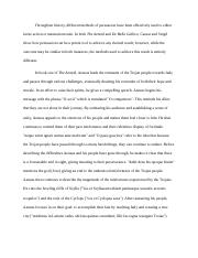 ap latin response essay the leadership styles of both  2 pages ap latin midterm essay