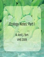 Ecology_Notes_Part_I.ppt