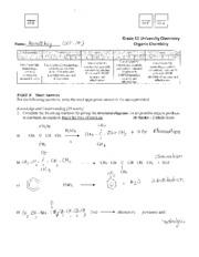 CHEMISTRY Grade 12 U - Emily Carr Secondary School - Course Hero