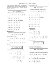 HW 4-solutions