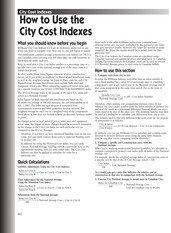 How To Use city cost indexes