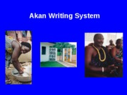 Akan_Writing_System