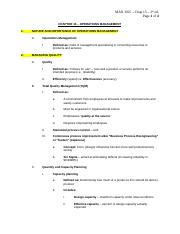 3025 CHAP 13 - OPERATIONS MGMT.docx