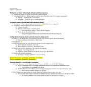 Campbell Chapter 15 Notes