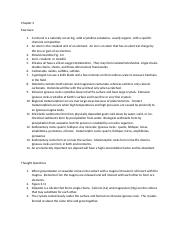 Answers to Chapter Exercises - Chapter 03