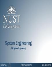 sys engg - c4i arch lec 10  - Enterprise Data Centre NW   Design to Support C4I System.pdf