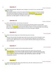 short answer questions BIO quizes Exam 2.docx