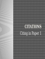Citations for Paper 1.pptx
