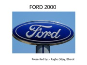 FORD 2000 PRES