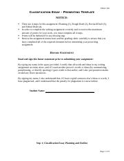 Classification Essay Prewriting (1).docx