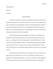 canneryrowchapterssummary dainelys manrara enc mwf am  3 pages cannery row essay