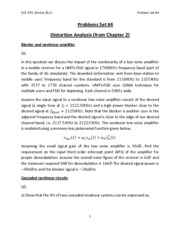 Set4_Chapter2_Problems_Distortion_Analys