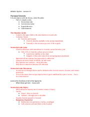 Athletic Injuries - Lecture 11.docx