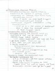GY 110 Renewable Resources Notes