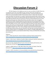 Discussion Forum 2.docx