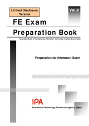 FE_Exam_Preparation_Book_VOL2_LimitedDisclosureVer