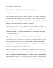 COLOMBIA CASE DOCUMENT liyala (Autosaved).docx