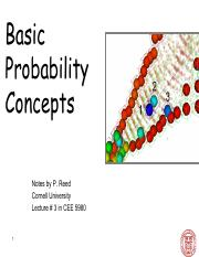 CEE 5980 Lec 3 Basic Probability Concepts (Instructor)(1)