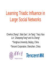 asonam16-slides-zhang-et-al-learning-triadic-influence.ppt