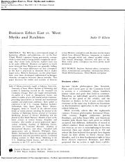 Business ethics East vs. West- Myths and realities.pdf