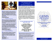 GEMSBrochure2011Final