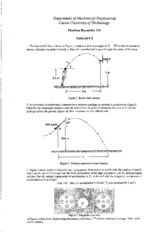 Tutorial Sheet 2 Solution
