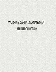 Working Capital Management.pdf