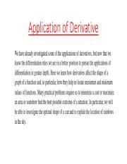 Lecture-4-Application of Derivative.pdf