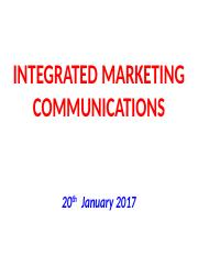 Session 11 - INTEGRATED MARKETING COMMUNICATIONS.ppt