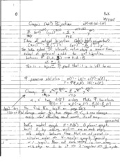 Bijection theorem review