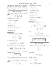 CalcExam3Solutions