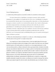 Critical Thinking Questions 2 y 3 ch2.docx