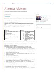 Abstract Algebra_ Assignment 1.pdf