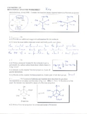 02 Rotational Analysis Worksheet Key