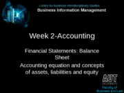 Week 2 Accounting