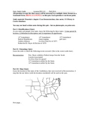 Quiz (Reconstruction) Study Guide HIS 112 Fall14.doc