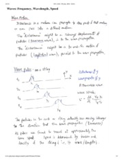 Waves Notes