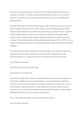 green chemistry study resources 6 pages green chemistry