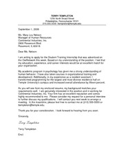 Cover Letter Sample1