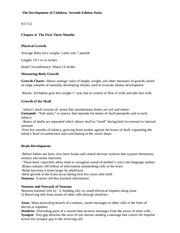 ChAD 60 Ch. 4 Notes
