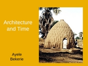 African_Architectures_3rd_Week