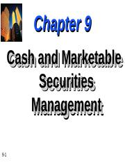 Chapter-9-Cash-and-Marketable-Securities-Management.ppt
