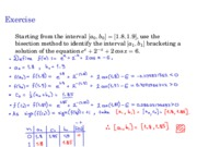 Nonlinear-Equations-Exercises-Solutions